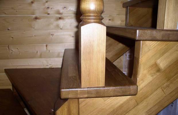 Покраска конструкций из древесины – умельцам на заметку