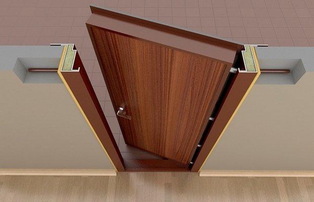 Дверная коробка – простое изделие