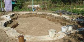 Бассейн из подручных материалов – соорудите недорогой искусственный водоем на даче