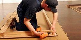 Когда устанавливать межкомнатные двери при ремонте – выбираем нужный момент