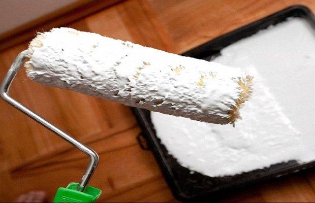 Окрашиваем потолок водоэмульсионной краской – 7 шагов