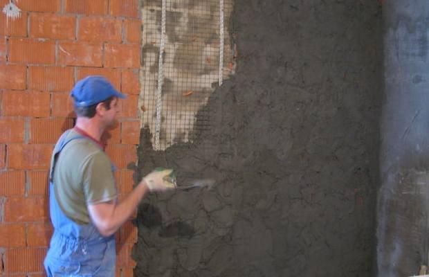 Технология использования растворов на основе песка и цемента