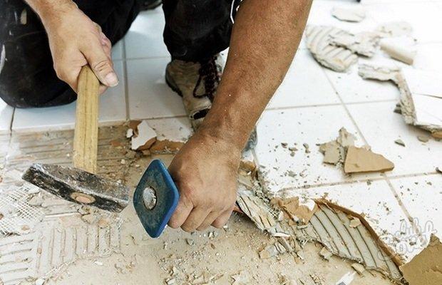 Подготовка помещения к монтажу влагозащитного барьера