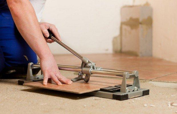 Инструмент для резки плитки – выбираем самый подходящий для вас