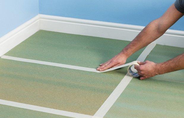 Как уложить подложку – инструкция для домашних умельцев