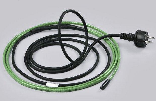 Используем греющий кабель – особенности применения