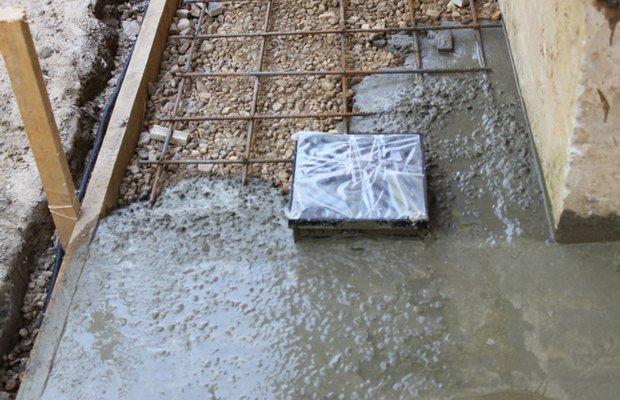 Заливаем бетон по всем правилам – инструкция