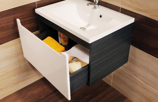 Чем обставить ванную комнату – популярные предметы меблировки