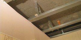Ремонт потолка на кухне пластиковыми панелями – отделка с минимумом трат