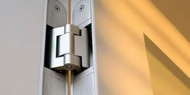 Фото - Как установить петли на дверь – самостоятельный монтаж разных навесов