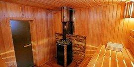 Фото - Потолок в бане – выбираем оптимальный тип конструкции и строим
