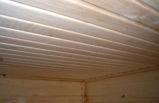 Подшивной потолок – более надежный и долговечный