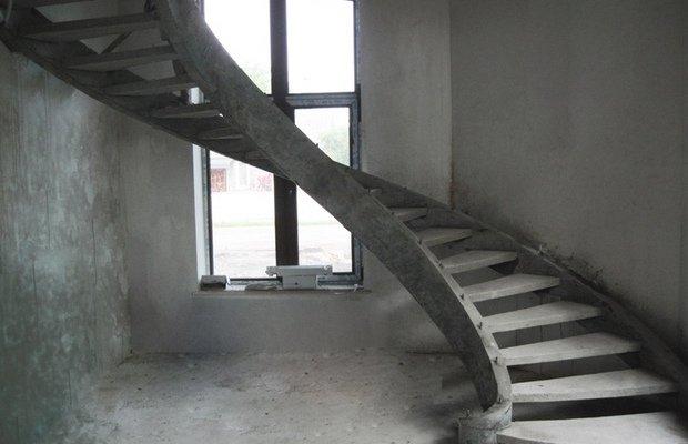 Лестницы из бетона – что учесть при возведении?