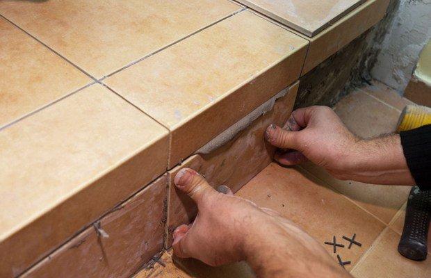 Облицовка лестничного сооружения – советы по выбору материала