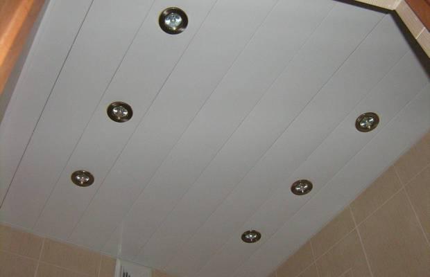 Точечные светильники для подвесного потолка – актуальное освещение