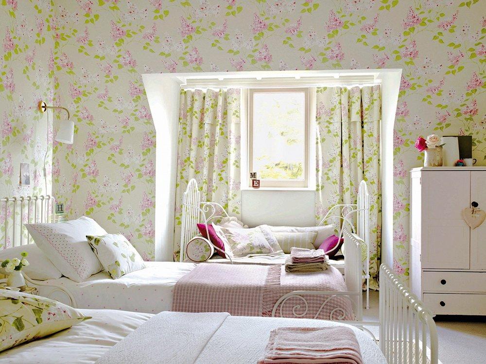 Особенности стиля прованс при оформлении детской комнаты