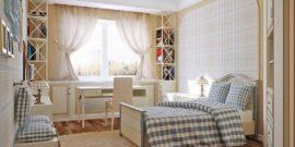 Стиль прованс: французский шик в детской комнате