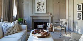 Интерьер в неоклассическом стиле: 62 фото роскошных гостиных