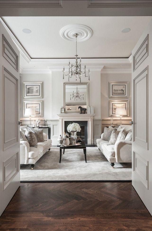 Деревянные напольные покрытия в стиле современная классика