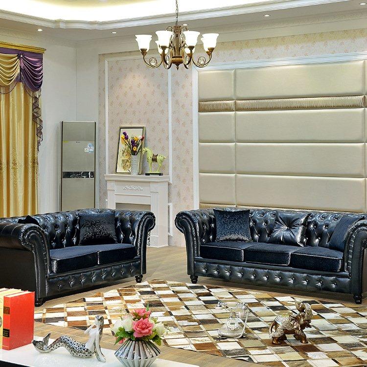 Мебель с прямыми и плавными формами