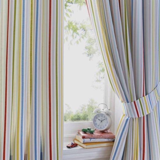 Общие рекомендации по выбору штор для комнаты мальчика фото