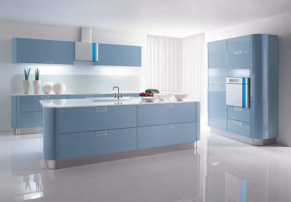 Кухня в стиле конструктивизма