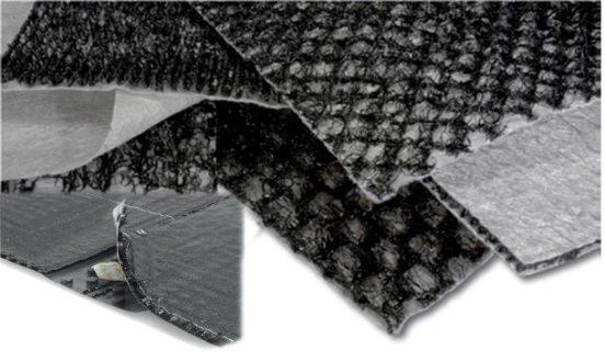 Дренажный геокомпозит — замена щебню