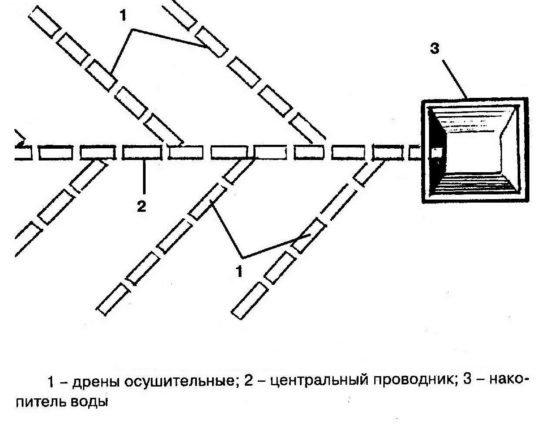 Древовидная схема прокладки