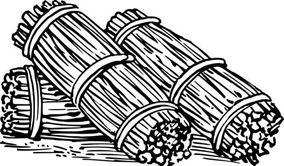 Фашины (рисунок)