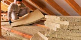 Теплоизоляция крыши: какими свойствами обладают современные материалы
