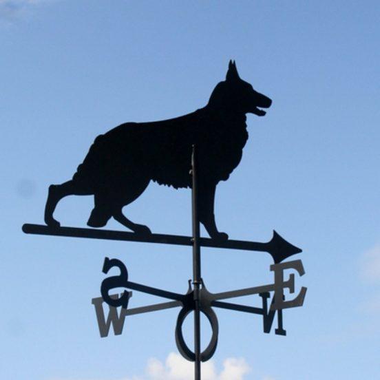 Флюгер-волк