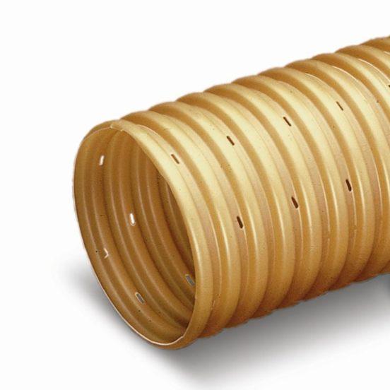 Перфорированная дренажная труба