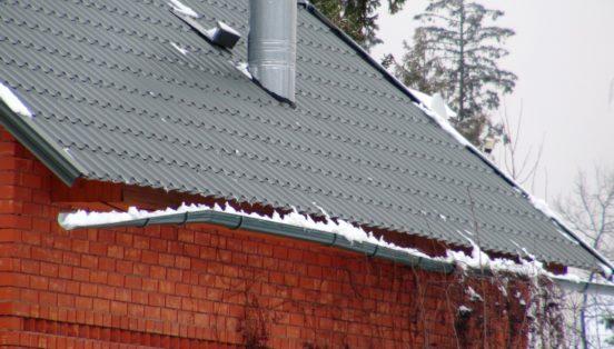 Правила установки снегозадержателей в зависимости от кровельного материала