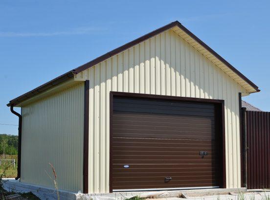 Варианты проведения гидроизоляции крыши гаража