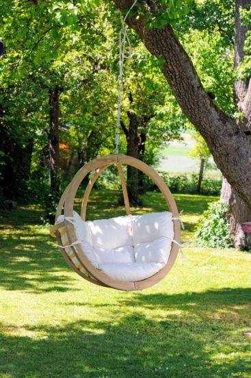 Оригинальное сиденье для подвесных качелей