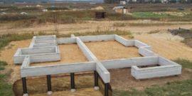 Как рассчитать и изготовить надёжный свайно-ростверковый фундамент
