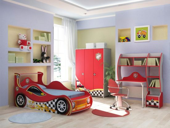 Спальное место для мальчика
