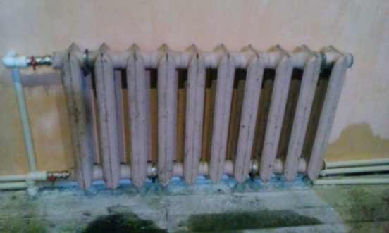 Байпас на радиаторе