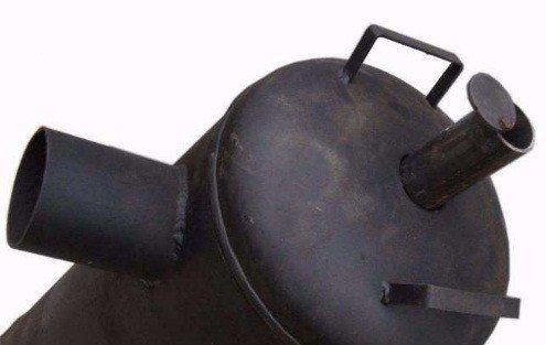 Оснащённая печь Бубафоня