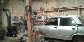 Зачем нужно отопление в гараже и как его устроить своими руками