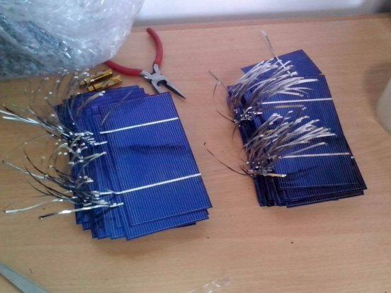 Пластины с проводниками