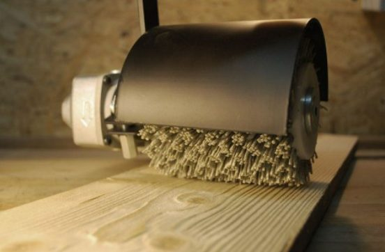 Машинка для браширования