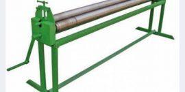 Вальцы, оборудование для изготовления трубы из листового металла