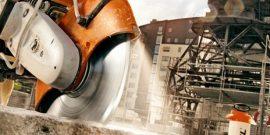 Как изготовить своими руками бензорез по бетону и металлу