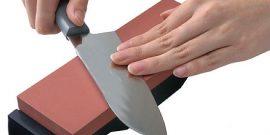 Правильный выбор угла заточки кухонных ножей