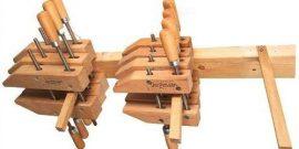 Угловые и столярные струбцины своими руками