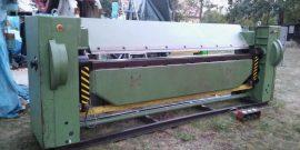 Как работает загибочный станок для листового металла