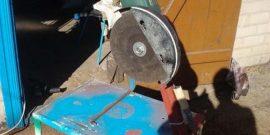 Как сделать отрезной станок из болгарки своими руками