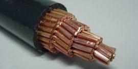 Понятие удельного электрического сопротивления медного проводника