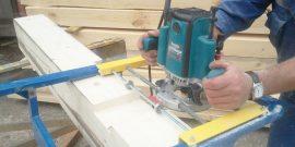 Как правильно подобрать ручной фрезерный станок по дереву